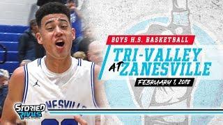 Video HS Basketball | Tri-Valley at Zanesville [2/1/18] download MP3, 3GP, MP4, WEBM, AVI, FLV Oktober 2018