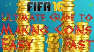 FIFA 16/FIFA 15 New Season IOS | The Ultimate Guide to Making Coins Easy and Fast