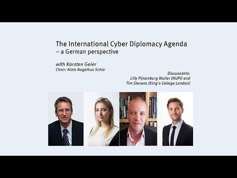 The International Cyber Diplomacy Agenda