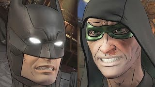 BATMAN The Enemy Within Gameplay Walkthrough Part 1 - Ep 1 The Enigma (no commentary)