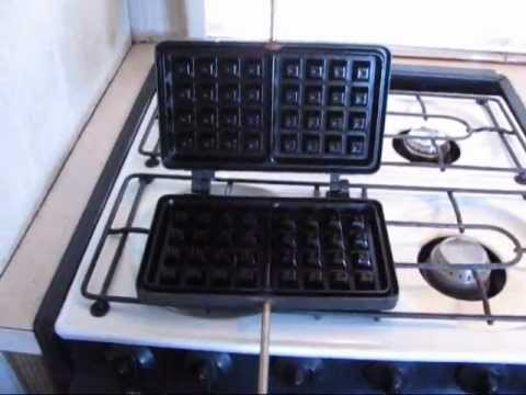 How To Make A Belgian Waffle