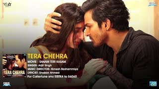 Download Hindi Video Songs - Tera Chehra | Full Audio Song | Sanam Teri Kasam | Harshvardhan, Mawra | Himesh, Arijit