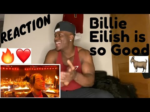 Crazy Performance🔥Billie Eilish - All The Good Girls Go To Hell (Live Music Awards/2019) *Reaction