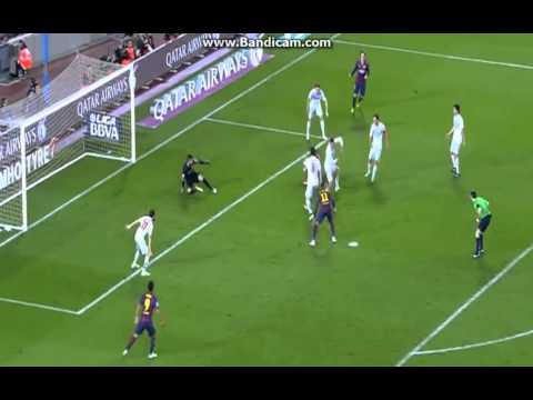 Messi fue la figura en la victoria del Barcelona