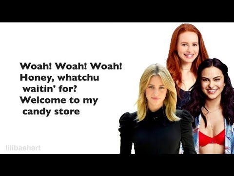 Riverdale 3x16 - Candy Store (Lyrics)(Full Version) by Madelaine Petsch, Lili Reinhart, Camila Me...