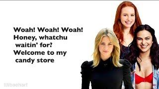 Riverdale 3x16 - Candy Store (Lyrics)(Full Version) by Madelaine Petsch, Lili Reinhart, Camila Me...