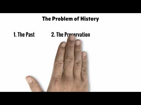 The Problem of History