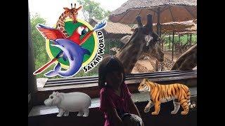 An Amazing Trip To Safari World Bangkok, Thailand 2019