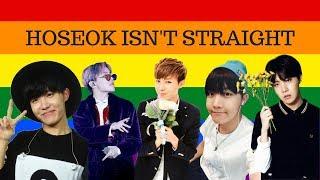 hobi isn't straight