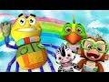 Kindergarten Nursery Rhymes | Cartoon Videos For Babies | Compilation Of Videos by Little Treehouse