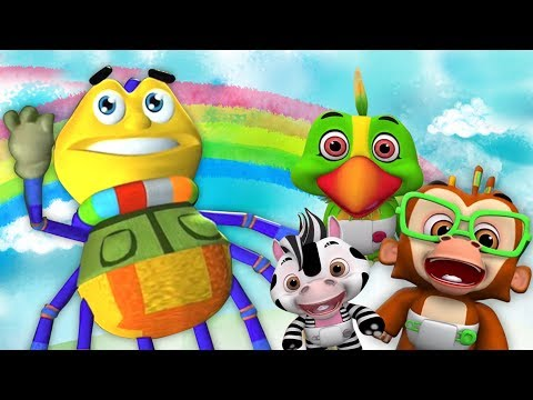Kindergarten Nursery Rhymes   Cartoon Videos For Babies   Compilation Of Videos by Little Treehouse