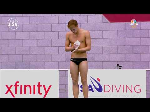 Gregory Duncan 3m Springboard | Summer Champions Series | 2017 USA Diving National Championships