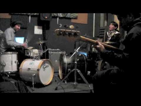 drum sesh with Derek Taylor