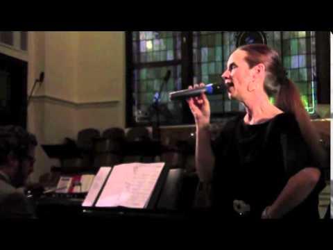 St Paul Tuesday Nite Jazz Carolyn Lee Jones Trio Do Nothin' Till You Hear From Me CJ pt 1