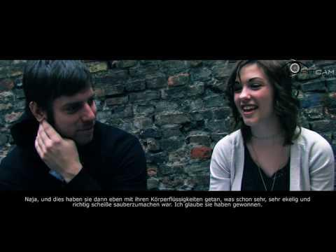 Underoath interview with Grant Brandell at European Tour [German subtitles] [PitCam]