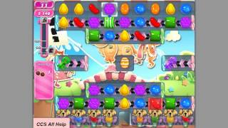 How to pass Candy Crush Saga level 734