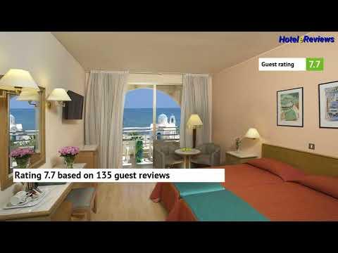 Golden Coast Beach Hotel **** Hotel Review 2017 HD, Protaras, Cyprus