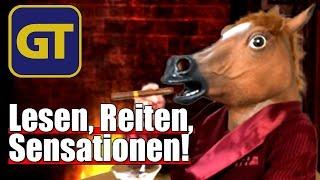Thumbnail für FEITHZEIT REVUE: Pferdename Uwe +++ Es wird schwülstig +++ Ach nee, dat denkt die nur!
