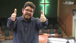 Diário de um Pastor com o Reverendo Davi Nogueira Guedes - Mateus 16:24 - 01/02/2021