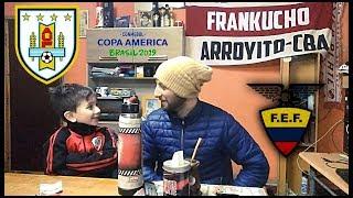 Uruguay 4 Ecuador 0 | Reacciones de un Hincha Argentino | Copa America 2019