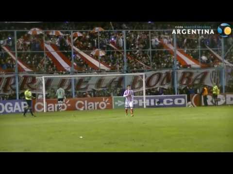 Penales de Unión (SF) 1 (4) - Atlético Paraná 1 (3)