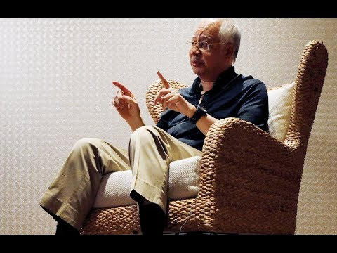 Najib speaks out in Reuters interview, dismisses any plan to leave Malaysia