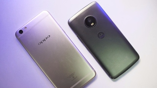 Oppo F3 Plus vs Moto G5 Plus Speed test and Memory Management Test