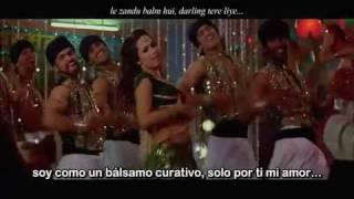 Munni badnaam hui - Dabangg - Sub español