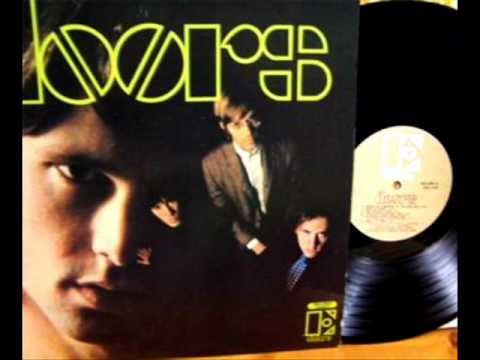 Doors  Alabama Song, Mono 1967 Elektra LP record