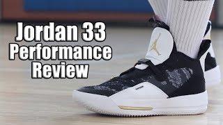 Air Jordan 33 (XXXIII) Performance
