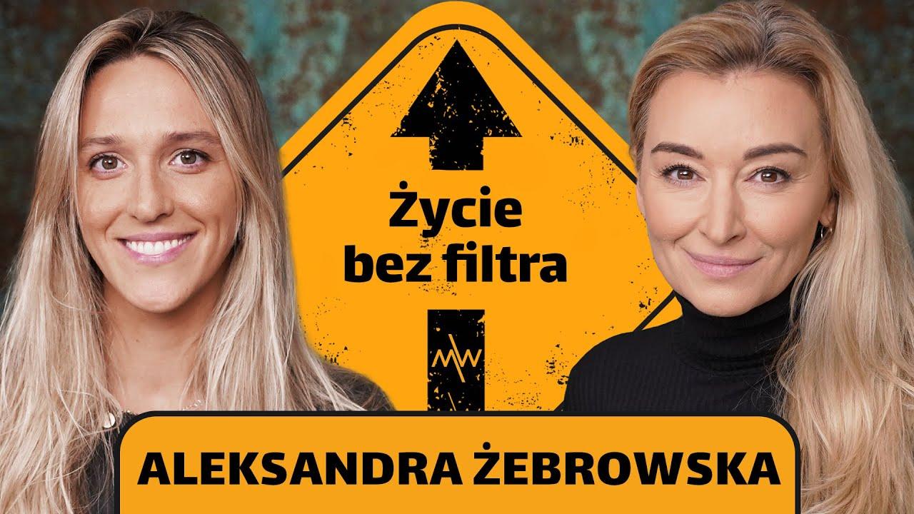 Download Aleksandra Żebrowska: NATURALNOŚĆ w świecie social mediów   DALEJ Martyna Wojciechowska