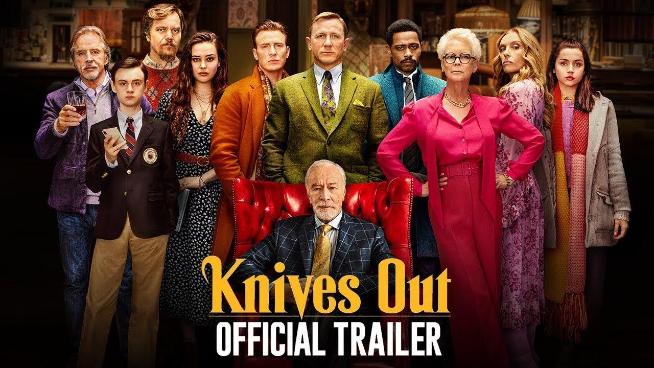 Photo of ค ริ ส อี แวน ภาพยนตร์ – Knives Out ฆาตกรรมหรรษาใครฆ่าคุณปู่ – Official Trailer 3 [ ตัวอย่าง ซับไทย ]