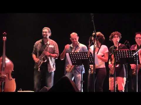 Concert  de l'Ecole de Musique Moderne 2013