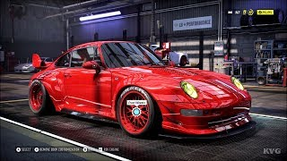 Need for Speed Heat - Porsche 911 Carrera S 1997 - Customize | Tuning Car (PC HD) [1080p60FPS]
