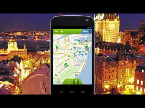 Office du tourisme de Québec - Application mobile gratuite - Nebbio