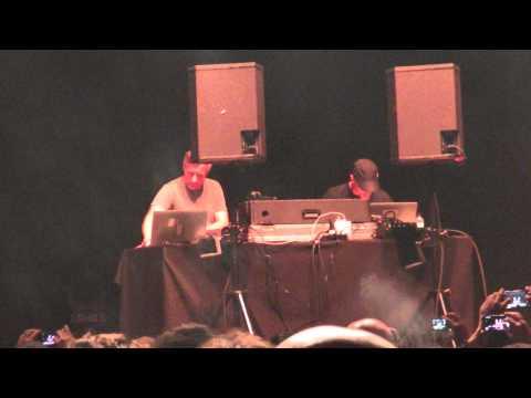 Autechre Live at Sónar 2015