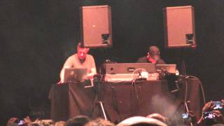 Autechre Live at Sónar 2015