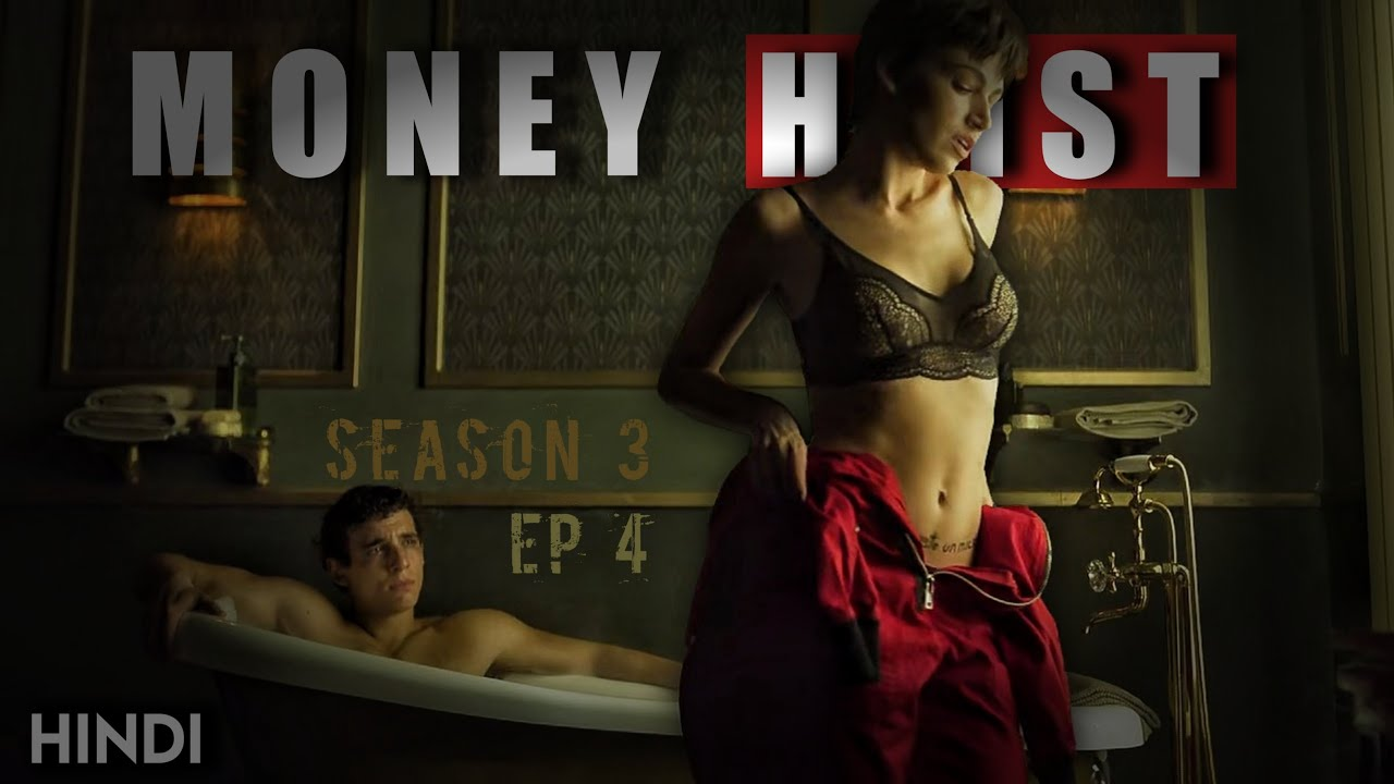 Download Money Heist Season 3 Episode 4 Explained In Hindi   Money Heist Explained In Hindi   iFlick Hunt