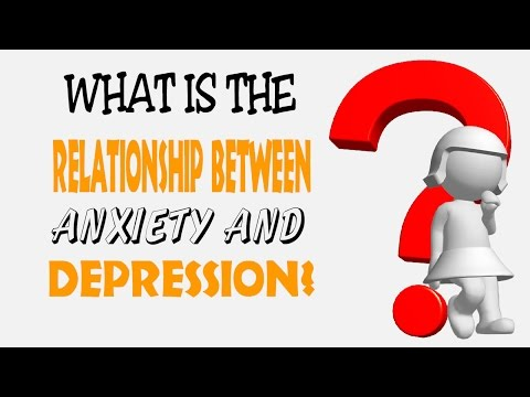 The Relationship Between Anxiety and Depression