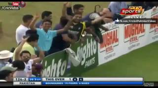 vuclip SabWap CoM Sharjeel Khan 152 runs on 85 balls against Ireland in 1st ODI 18 august 2016