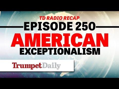 American Exceptionalism - TDR Recap