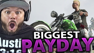 GTA 5 Online - BIGGEST PAYDAY!! FINAL HEIST - FUNNY MOMENTS | Part 42 (GTA 5 ONLINE)