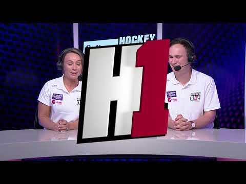 Round 1 Highlights Perth Thundersticks V Hockey Club Melbourne Men And Women From Kayo Sports