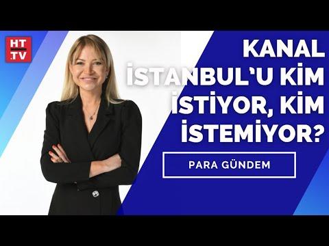 Kanal İstanbul'un tarihi belli oldu   Para Gündem - 10 Haziran 2021