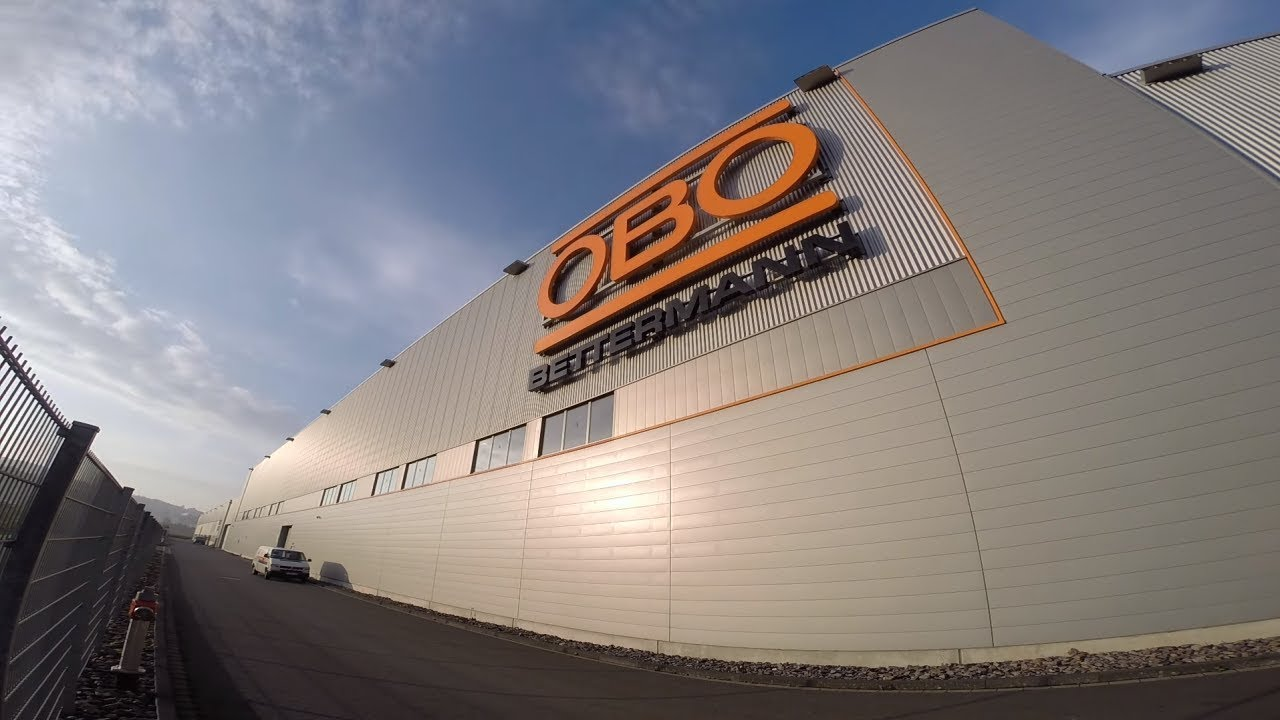 Ausbildung bei OBO Bettermann   handwerkliche Berufe - YouTube