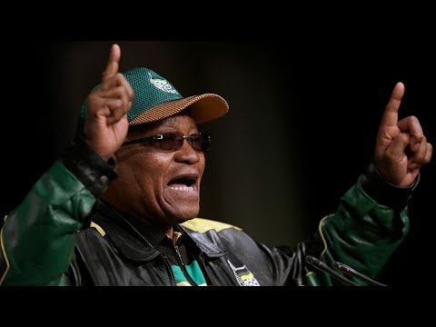 South African President Jacob Zuma Resigns Under Pressure From ANC | Los Angeles Times