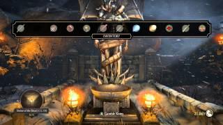 Mortal Kombat X How to gamble Kamidogu Location