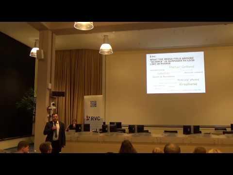Alexander Potapov at WCFDavos | CERN 2015