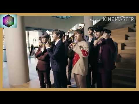 Wanna one Ghana Chocolate TV CF Making Film sub indo