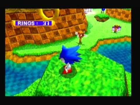 Sonic Jam (Sega Saturn) - YouTube